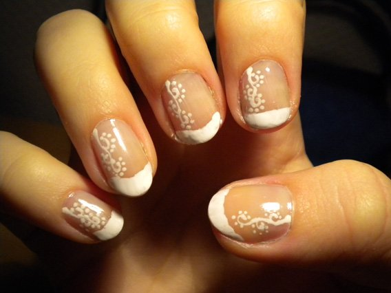 4 - Ongles - Comment faire une french manucure