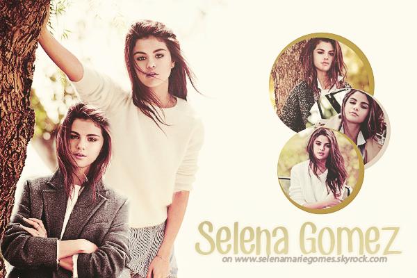 www.SelenaMarieGomes.skyrock • • Votre Blog Bazar sur la sublime Selena Gomez