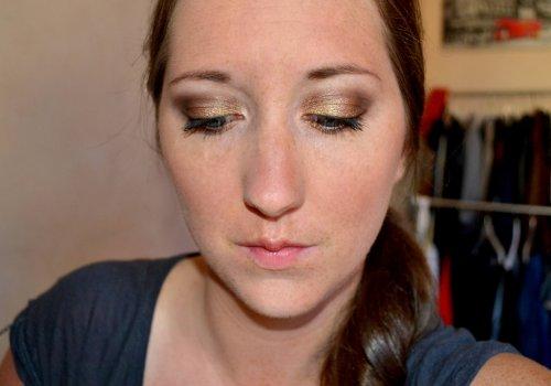 Makeup du soir Bonsoir