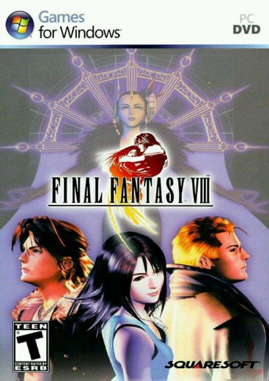 Finalement fantasy 8