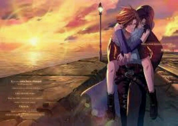 Squall et linoa