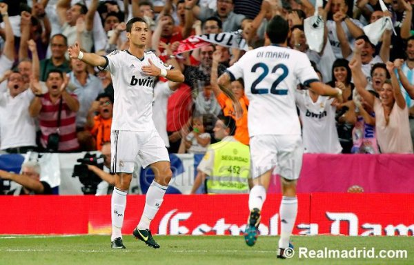 Supercoupe d'Espagne final retour:  Real Madrid - Barça : 2-1