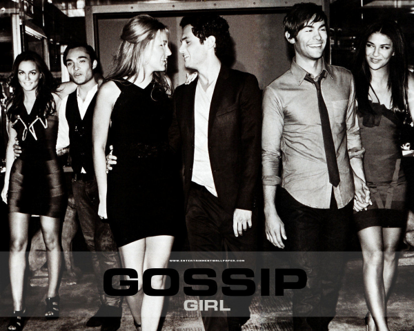 ▬ ▬ ▬ Article 7 ; Gossip Girl ; Série ; ▬ ▬ ▬ | Créations | Décorations | Other | Blog Music |