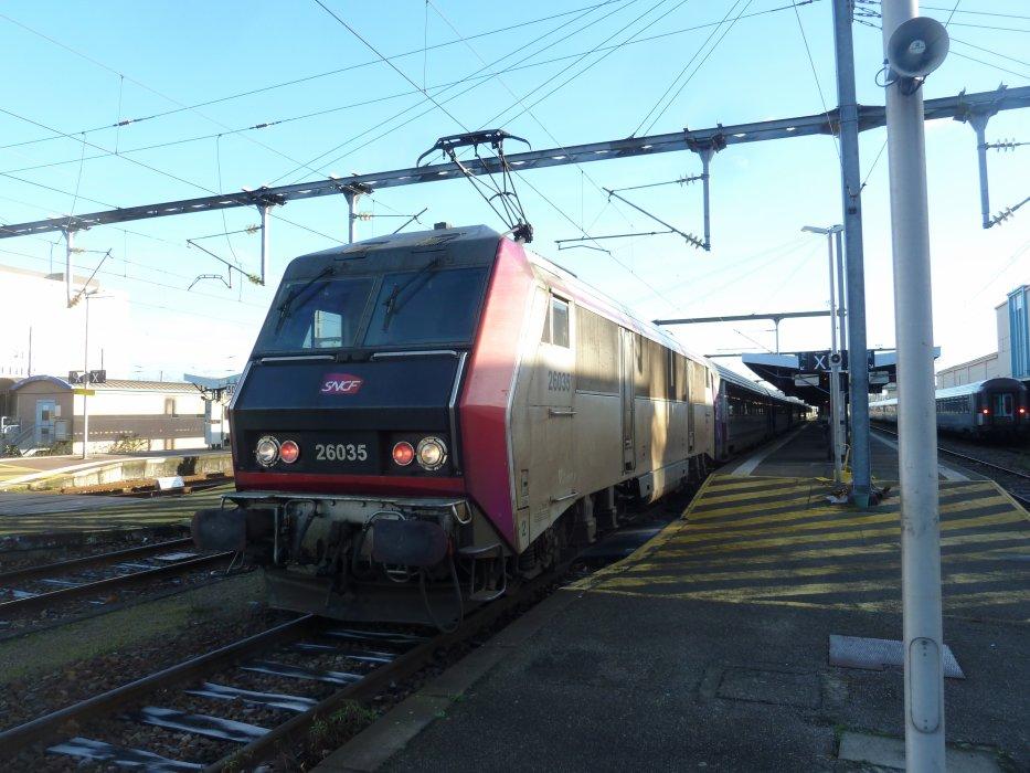 La passion des trains