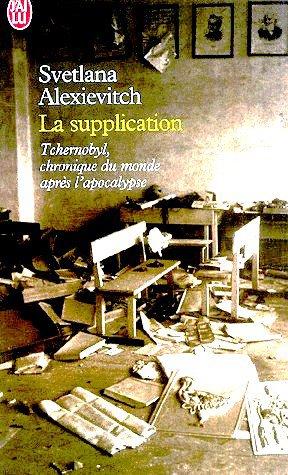 La supplication  Svetlana Alexievitch
