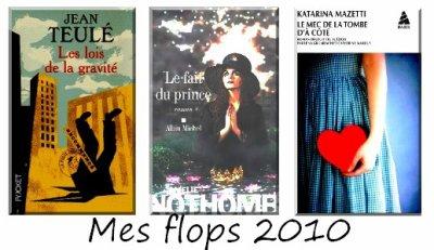 [Tops & Flops] Bonne année 2011.
