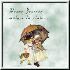 un mercredi sous la pluie