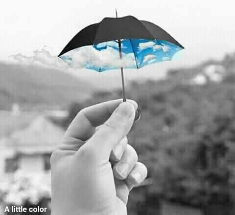 mercredi sous la pluie