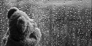 week end sous la pluie