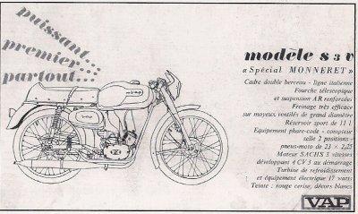 Vap Spécial Monneret