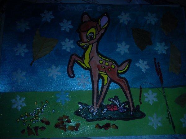 Autre création bambi