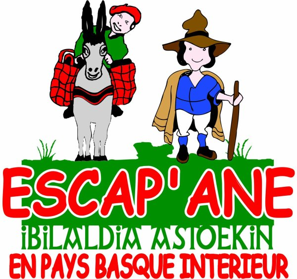 BIENVENUE SUR LE BLOG OFFICEL D'ESCAP'ANE EN PAYS BASQUE INTERIEUR