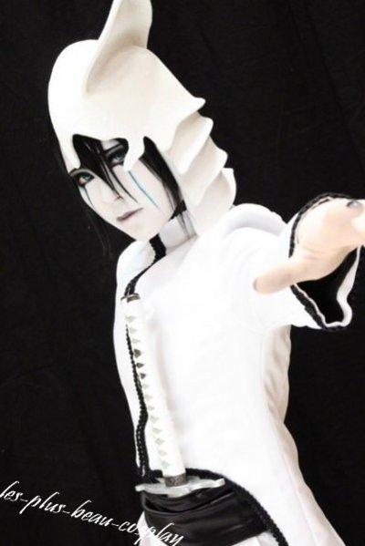 Cosplayeuse : Shie Manga : Bleach Personnage : Ulquiorra Schiffer