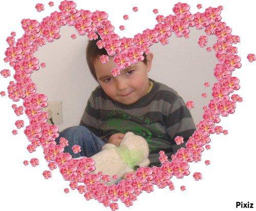mon petit neveu jordan