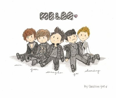 crossover mblaq muse chap 2