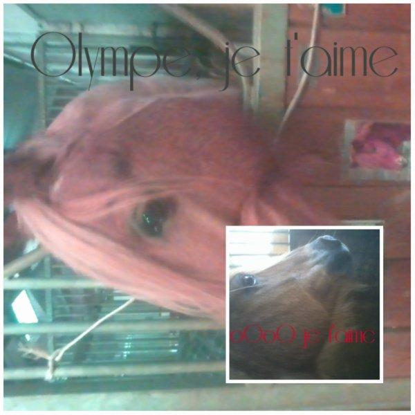 Olympeje t'aime !! <3