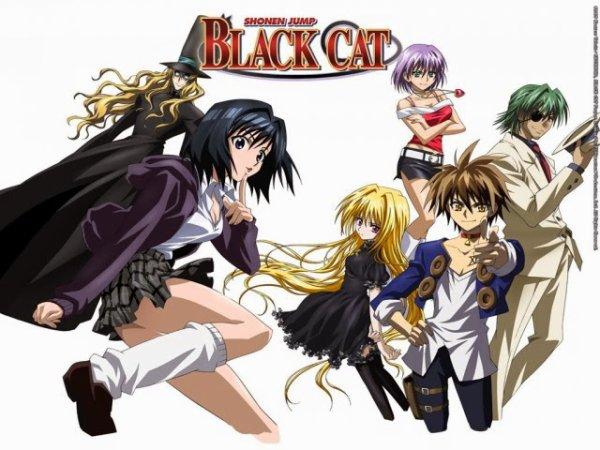 (Shōnen) black-cat