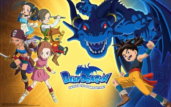 (Shōnen) Blue Dragon
