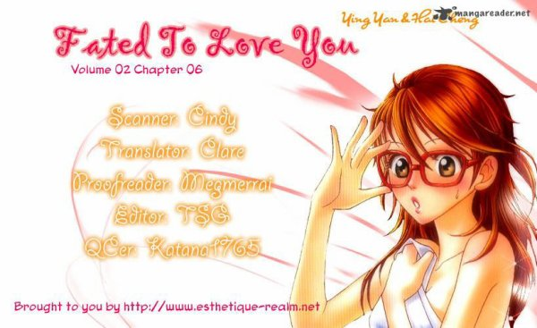 (Shōjo) Fated To Love You