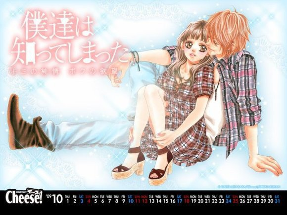 (Shōjo) A Romantic Love Story