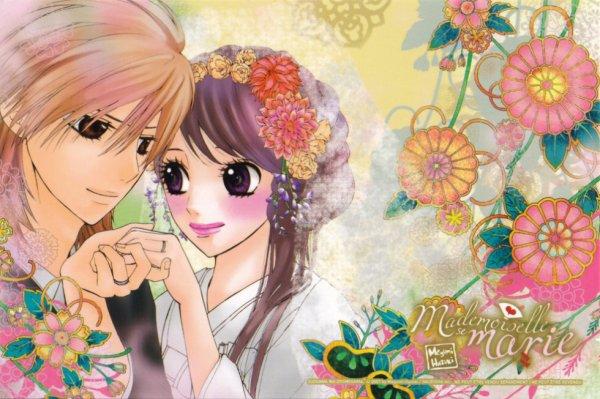 (Shoujo) Mademoiselle se marie