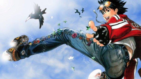 (Shonen, Sports) Air Gear
