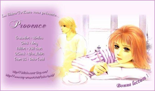 (Shoujo) Provence