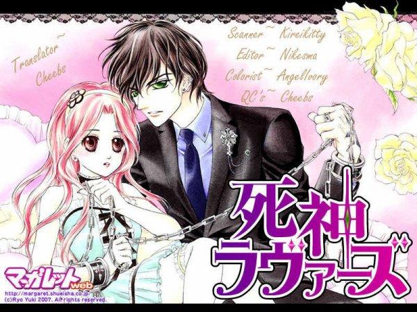 (Shoujo) Shinigami Lovers