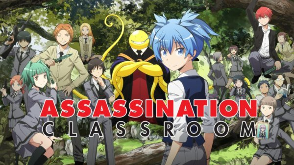 (Shōnen) Assassination Classroom