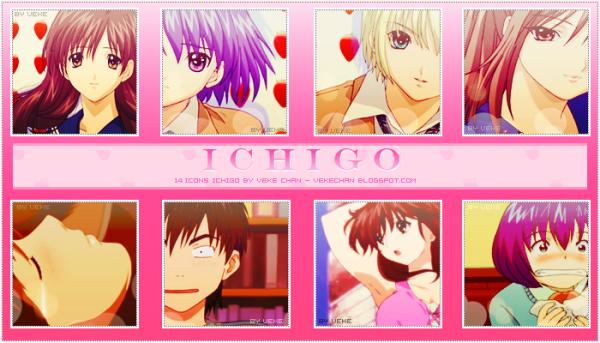 (Shonen) Ichigo 100%