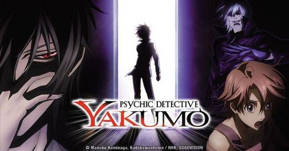 (Shojo) Psychic Detective Yakumo
