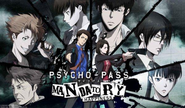 (Shonen) Psycho-Pass