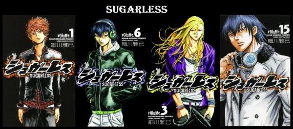 (Shonen) Sugarless