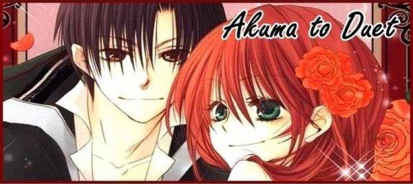 (Shoujo) Akuma to Duet