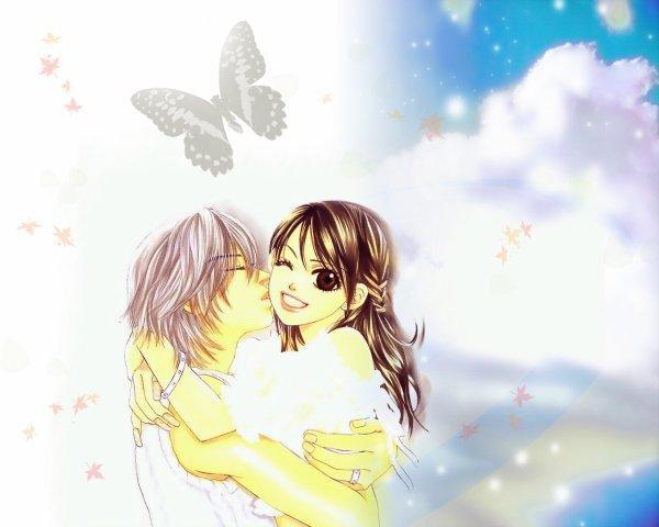 (shojo) kare first love