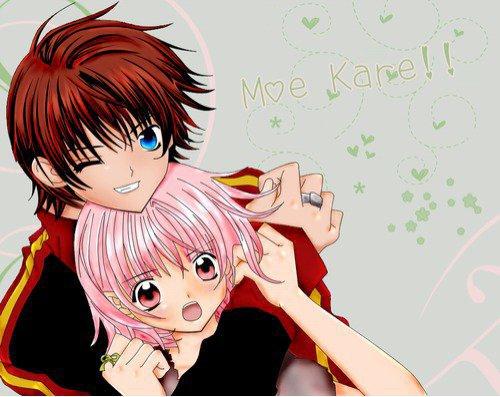 (shojo) moe Kare !!