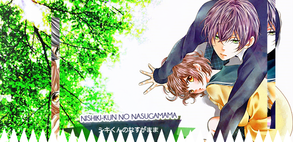 (shojo) Nishiki-kun no Nasugamama