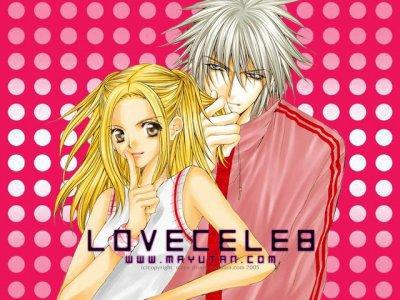 (shojo) Love Celeb