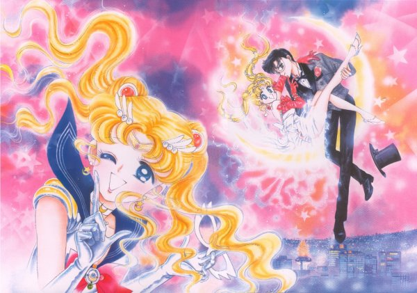 (Shojo) Sailor Moon