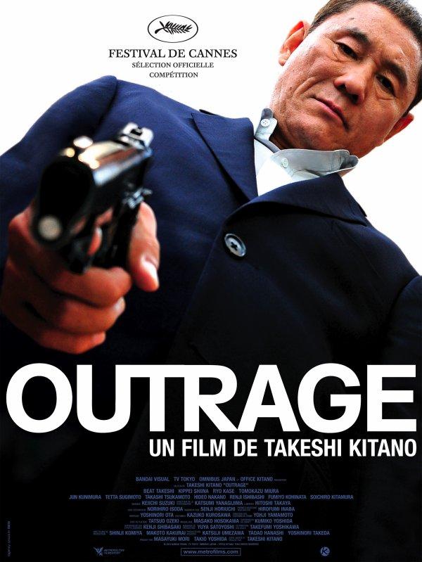 Outrage, réalisé par Takeshi Kitano : au cinéma le 24 novembre