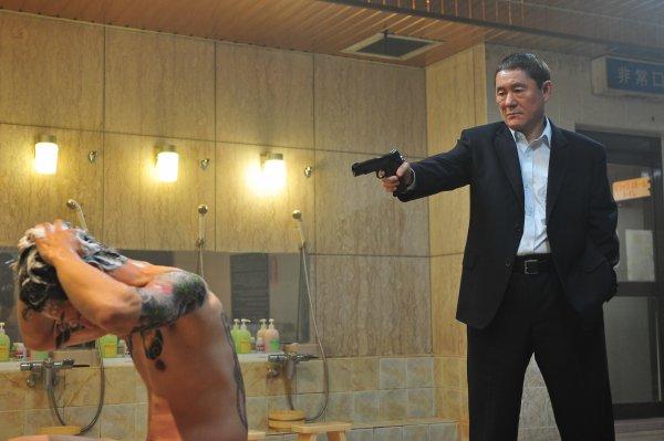 Les films de Yakuzas