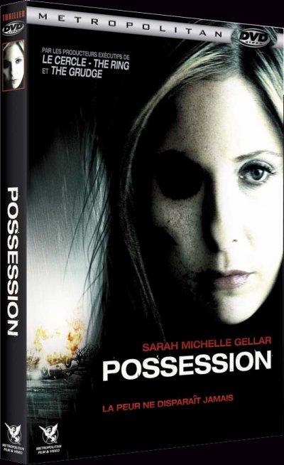 Possession : en DVD et Blu-Ray le 11 janvier 2011