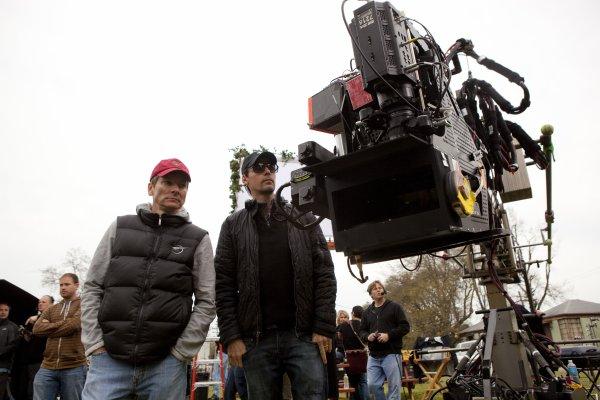 Patrick LUSSIER, réalisateur de Hell Driver