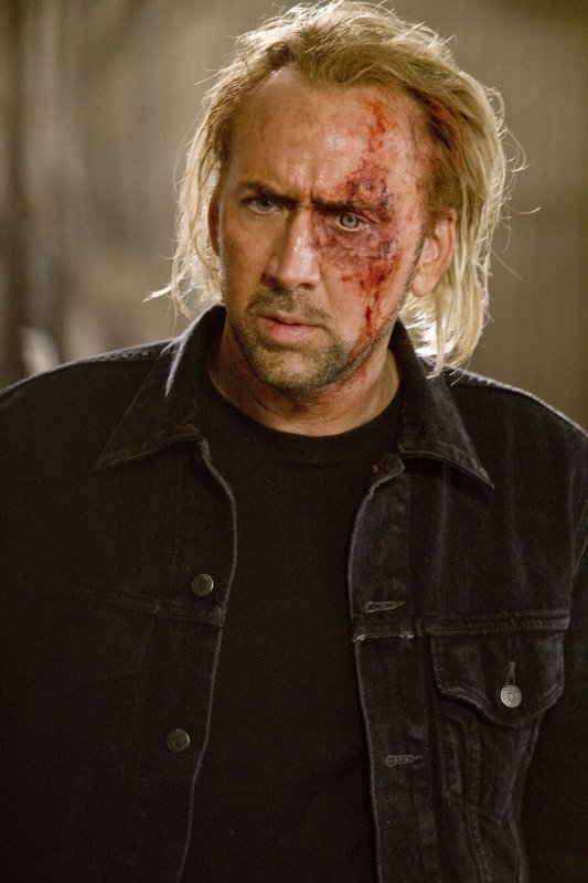 Nicolas CAGE, la star de Hell Driver !