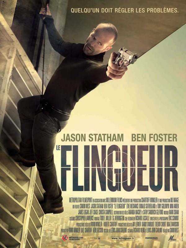 Le Flingueur, le 6 avril au cinéma