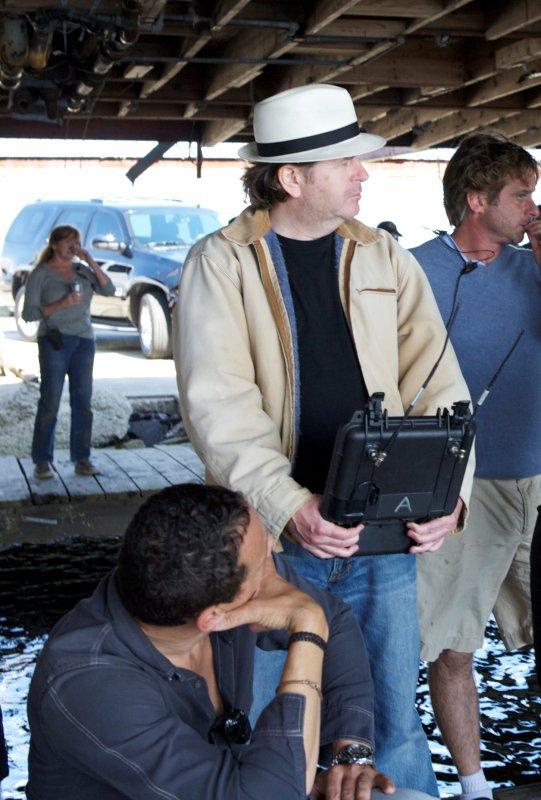Simon WEST, réalisateur de film d'action