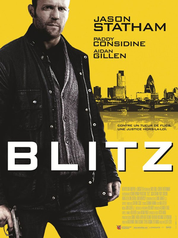 Blitz Le 22 juin au cinéma