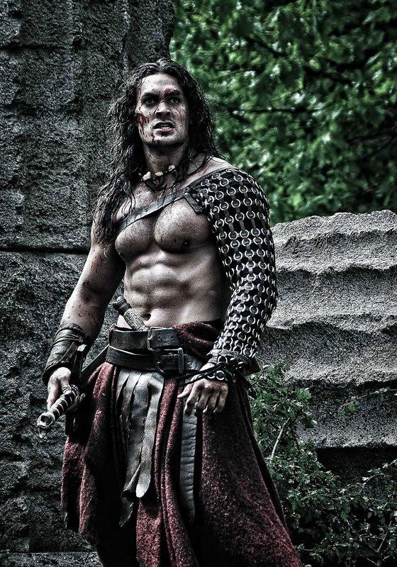 Jason Momoa, dans le rôle de Conan !