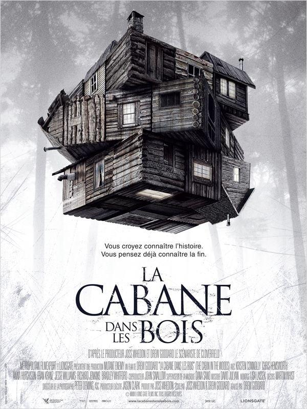 La cabane dans les bois - Au ciné, le 2 mai !