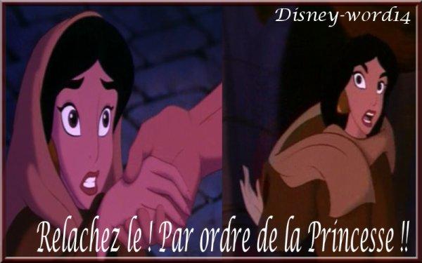 Scène Disney